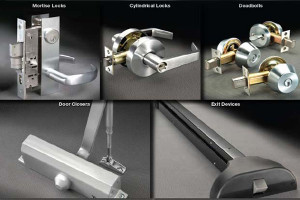 Commercial Locksmith..